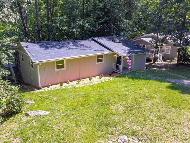 9395 Ponderosa Trail, Gainesville, GA 30506 (MLS #6750328) :: RE/MAX Prestige