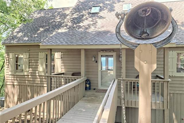 375 Sanderlin Mountain Drive S, Big Canoe, GA 30143 (MLS #6750363) :: Charlie Ballard Real Estate