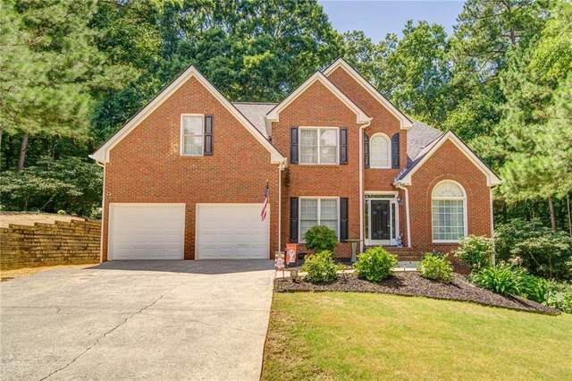1461 Pine Springs Drive NW, Kennesaw, GA 30152 (MLS #6750407) :: Kennesaw Life Real Estate