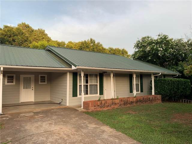 58 SW Milam Circle SW, Cartersville, GA 30120 (MLS #6750424) :: The Zac Team @ RE/MAX Metro Atlanta