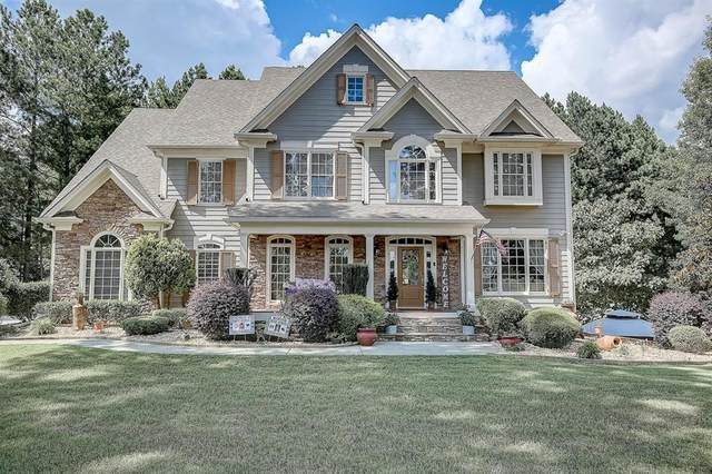 100 Beresford Road, Tyrone, GA 30290 (MLS #6750483) :: North Atlanta Home Team
