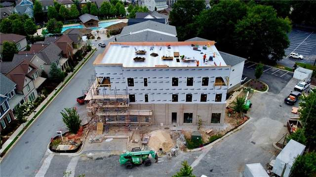 150 Fowler Street #201, Woodstock, GA 30188 (MLS #6750527) :: Todd Lemoine Team