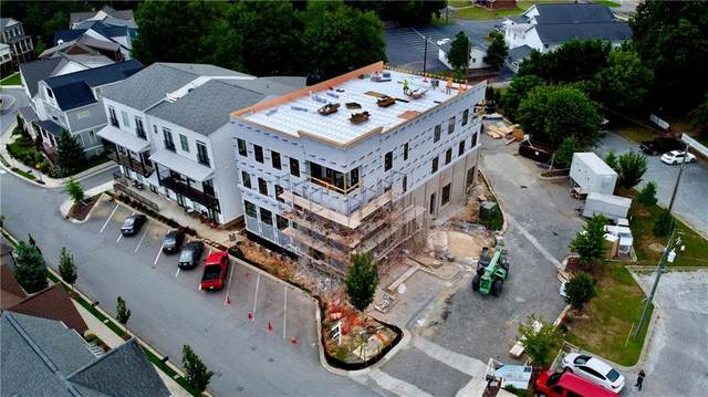 150 Fowler Street #202, Woodstock, GA 30188 (MLS #6750529) :: The Heyl Group at Keller Williams