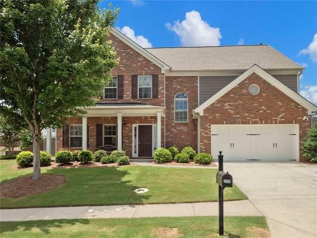 2428 Fisk Falls Drive, Braselton, GA 30517 (MLS #6750538) :: Charlie Ballard Real Estate
