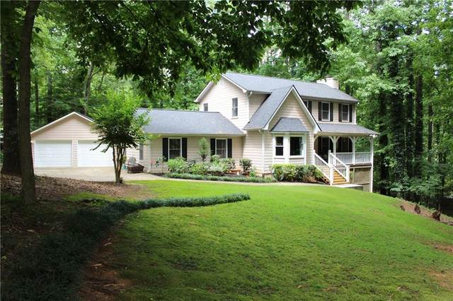 1027 Wiley Bridge Road, Woodstock, GA 30188 (MLS #6750562) :: Kennesaw Life Real Estate