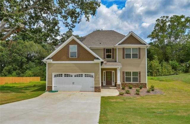 152 Brasstown Drive, Dallas, GA 30132 (MLS #6750697) :: The Heyl Group at Keller Williams