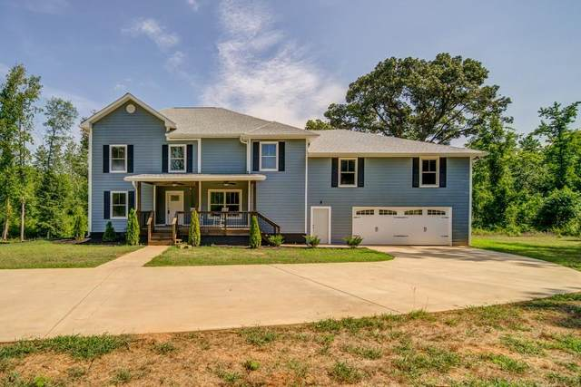 8175 Rock Eagle Road, Monticello, GA 31064 (MLS #6750804) :: North Atlanta Home Team