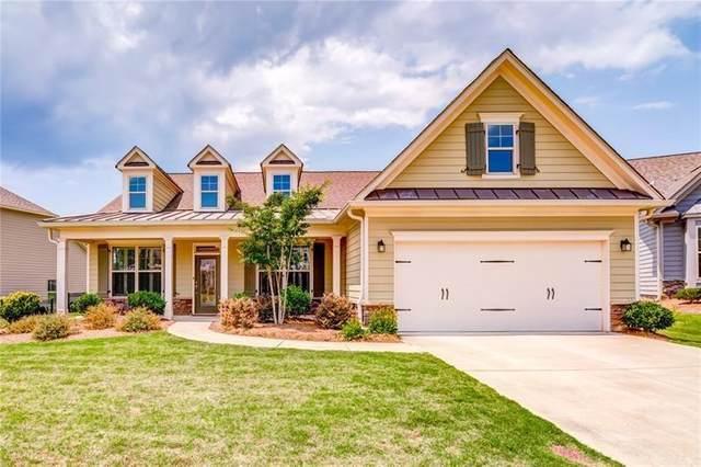 125 Laurel View, Canton, GA 30114 (MLS #6751010) :: The Heyl Group at Keller Williams