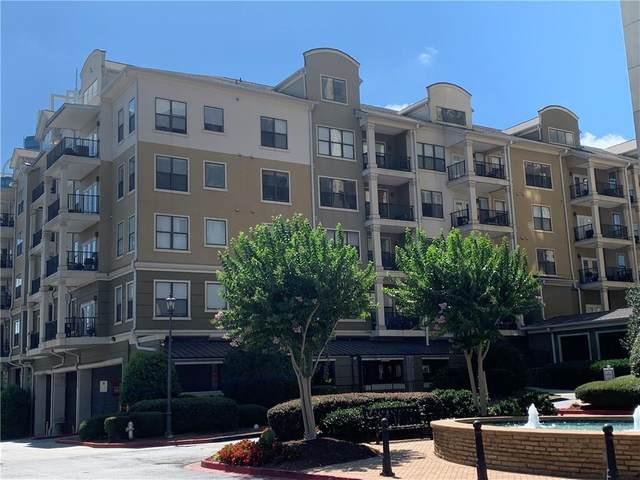 799 Hammond Drive #125, Sandy Springs, GA 30328 (MLS #6751124) :: KELLY+CO