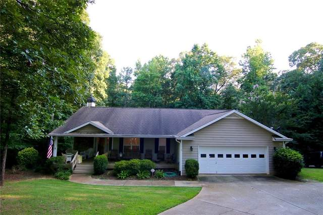 5312 Forest South Place, Oakwood, GA 30566 (MLS #6751484) :: The Heyl Group at Keller Williams