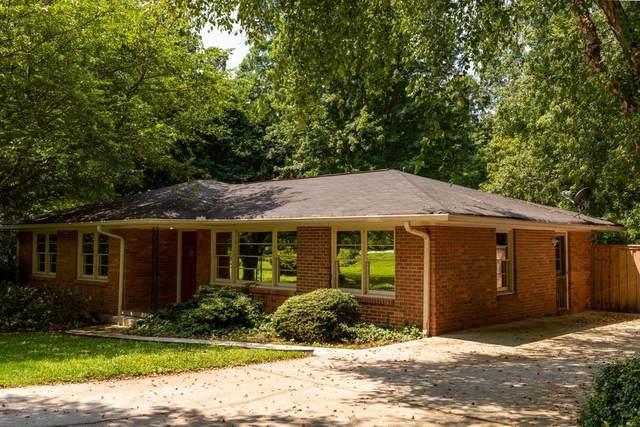 5124 Tilly Mill Road, Dunwoody, GA 30338 (MLS #6751625) :: North Atlanta Home Team
