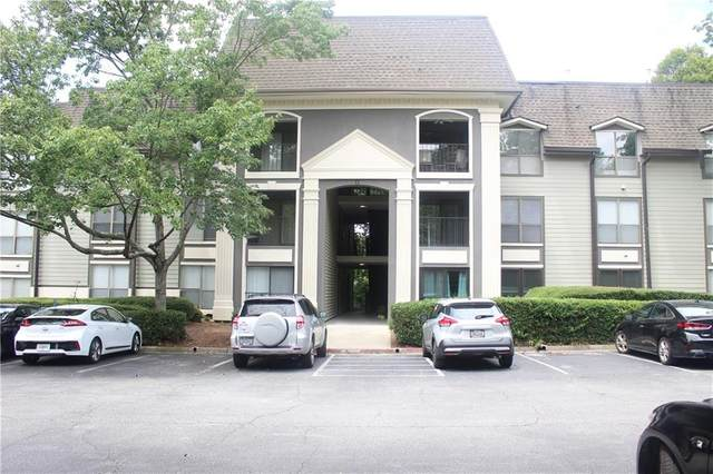 2657 Lenox Road NE Bldg O Unit 199, Atlanta, GA 30324 (MLS #6751805) :: Keller Williams Realty Cityside