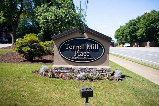 1535 Terrell Mill Place E, Marietta, GA 30067 (MLS #6751915) :: Rock River Realty