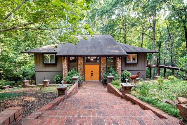 2455 Basin Court, Gainesville, GA 30506 (MLS #6751938) :: The Hinsons - Mike Hinson & Harriet Hinson