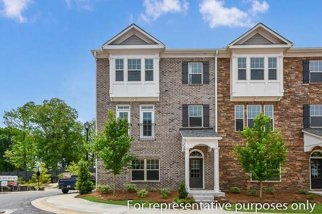 3527 Koyla Landing #7, Chamblee, GA 30341 (MLS #6752042) :: Kennesaw Life Real Estate