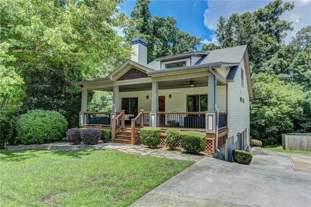 2639 Oakdale Street NW, Atlanta, GA 30318 (MLS #6752275) :: The Zac Team @ RE/MAX Metro Atlanta