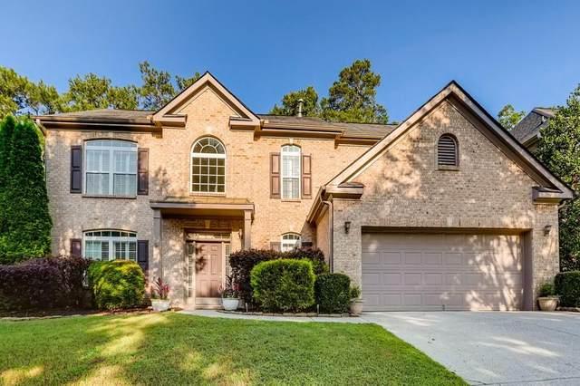 431 Long Branch Way, Canton, GA 30115 (MLS #6752470) :: North Atlanta Home Team