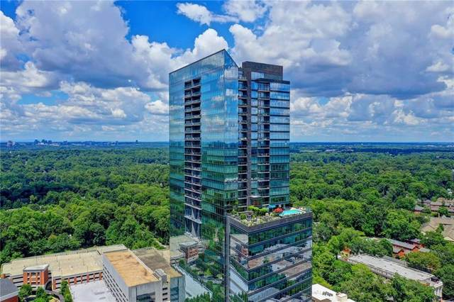3630 Peachtree Road NE #2209, Atlanta, GA 30326 (MLS #6752581) :: Good Living Real Estate