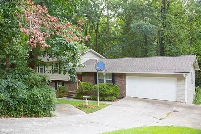 1744 Oak Ridge Way NW, Lawrenceville, GA 30044 (MLS #6752640) :: The Cowan Connection Team