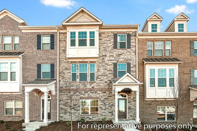 3523 Koyla Landing #9, Chamblee, GA 30341 (MLS #6752765) :: The Butler/Swayne Team