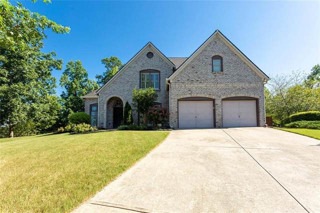 307 Mill Ridge, Canton, GA 30114 (MLS #6752823) :: North Atlanta Home Team