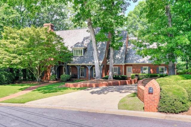 800 Burning Tree Drive SE, Marietta, GA 30067 (MLS #6753185) :: North Atlanta Home Team