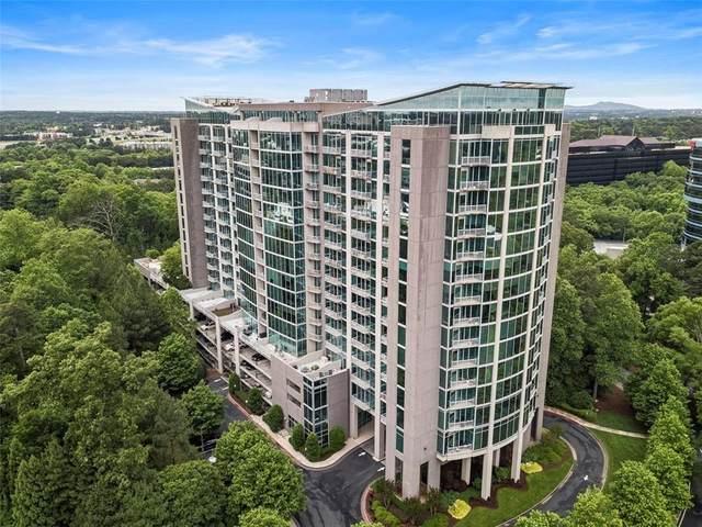 3300 Windy Ridge Parkway SE #1005, Atlanta, GA 30339 (MLS #6753293) :: North Atlanta Home Team