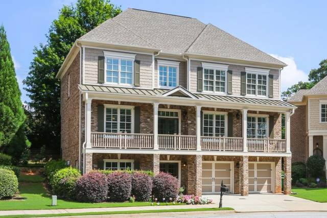 6304 Mount Vernon Oaks Drive, Sandy Springs, GA 30328 (MLS #6753796) :: North Atlanta Home Team