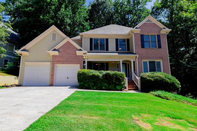 1287 Gate Post Lane, Powder Springs, GA 30127 (MLS #6754035) :: The Cowan Connection Team