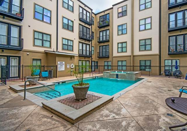 5300 Peachtree Road #1602, Chamblee, GA 30341 (MLS #6754055) :: Rock River Realty
