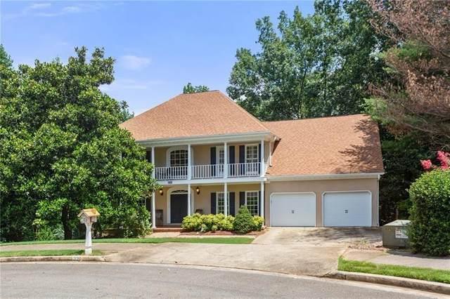 320 Woodbury Way, Alpharetta, GA 30022 (MLS #6754058) :: North Atlanta Home Team
