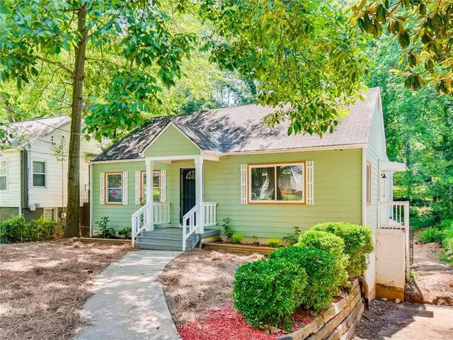 1421 Westmont Road SW, Atlanta, GA 30311 (MLS #6754071) :: North Atlanta Home Team
