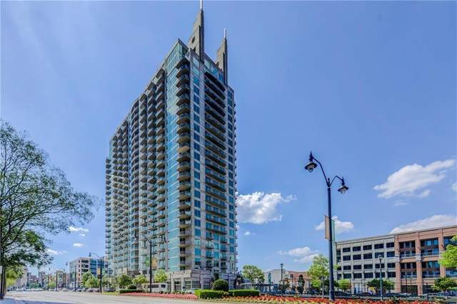 361 17th Street NW #1316, Atlanta, GA 30363 (MLS #6754374) :: Oliver & Associates Realty