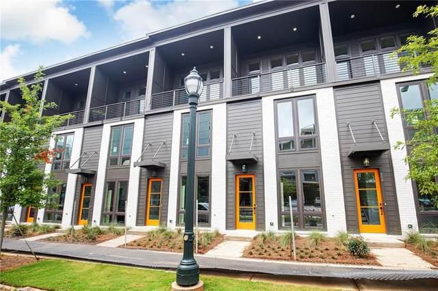 912 Huff Road NW #14, Atlanta, GA 30318 (MLS #6754532) :: Good Living Real Estate