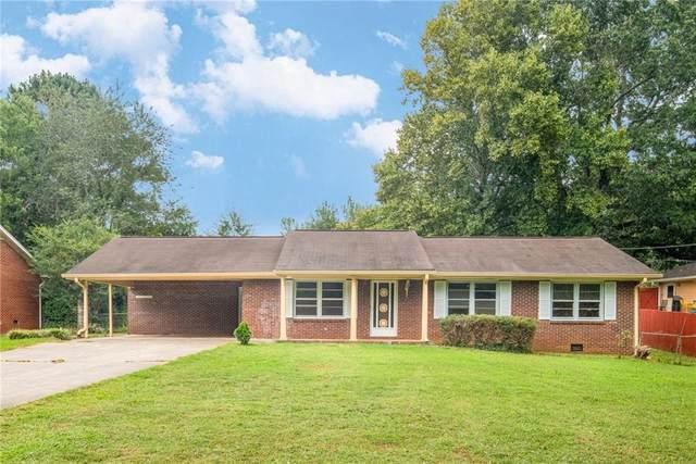 1597 Brockett Rd Road, Tucker, GA 30084 (MLS #6754582) :: North Atlanta Home Team