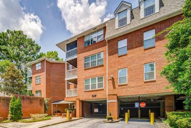 1142 N Jamestown Road #301, Decatur, GA 30033 (MLS #6754811) :: Oliver & Associates Realty