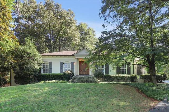 551 Hillside Drive NW, Atlanta, GA 30342 (MLS #6754851) :: RE/MAX Prestige