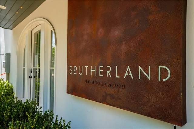 250 Southerland Terrace #28, Atlanta, GA 30307 (MLS #6754870) :: The Butler/Swayne Team