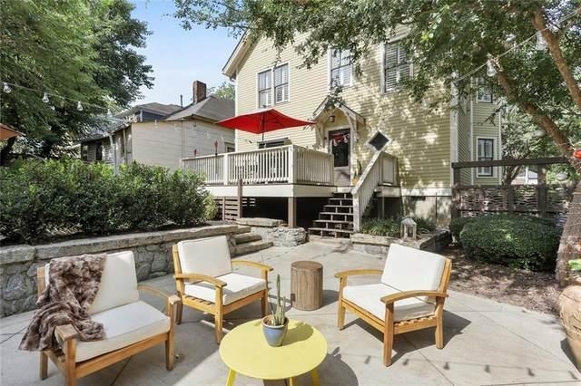 99 Randolph Street NE, Atlanta, GA 30312 (MLS #6755085) :: Oliver & Associates Realty