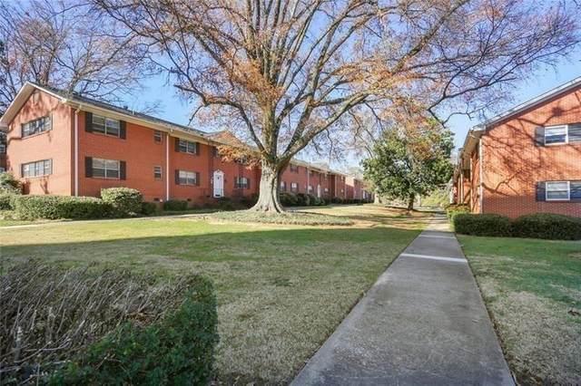 3660 Peachtree Road NE E4, Atlanta, GA 30319 (MLS #6755192) :: Good Living Real Estate