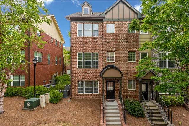 1215 Ashford Creek Park NE, Brookhaven, GA 30319 (MLS #6755809) :: Good Living Real Estate
