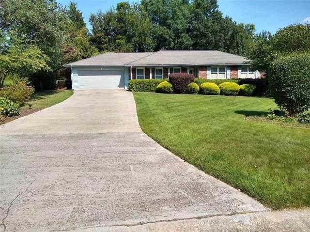 1710 Bonnterre Drive, Marietta, GA 30062 (MLS #6755857) :: North Atlanta Home Team