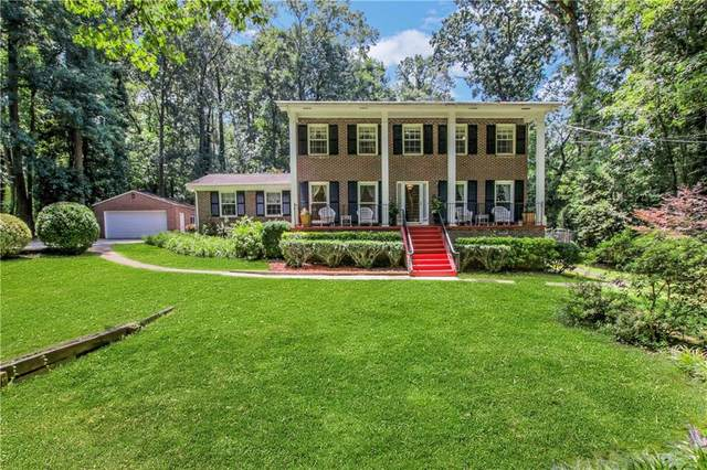 5185 Hugh Howell Road, Stone Mountain, GA 30087 (MLS #6756029) :: RE/MAX Prestige