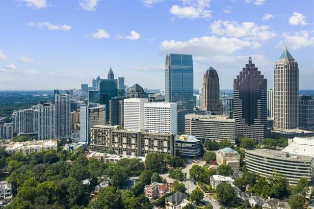 145 15th Street #826, Atlanta, GA 30309 (MLS #6756057) :: The Zac Team @ RE/MAX Metro Atlanta