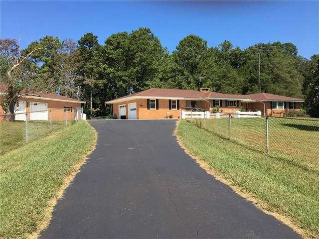 899 Nelson Lake Road SW, Calhoun, GA 30701 (MLS #6756102) :: Rich Spaulding