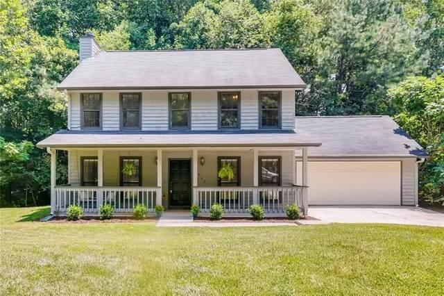 10965 Indian Village Drive, Alpharetta, GA 30022 (MLS #6756122) :: North Atlanta Home Team