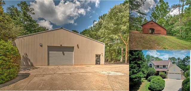 3050 Upper Bethany Road, Jasper, GA 30143 (MLS #6756145) :: Path & Post Real Estate