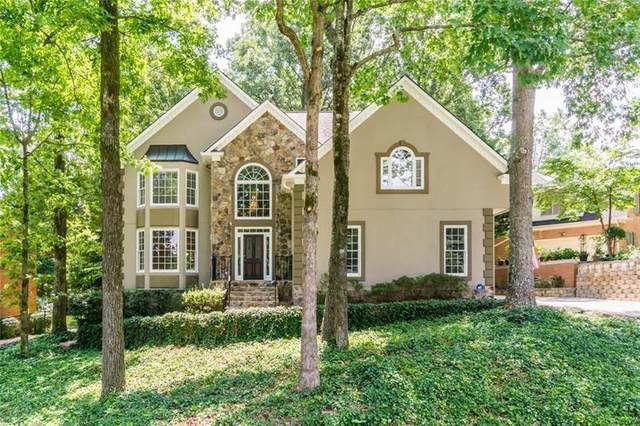 2041 Old Forge Way, Marietta, GA 30068 (MLS #6756211) :: Todd Lemoine Team