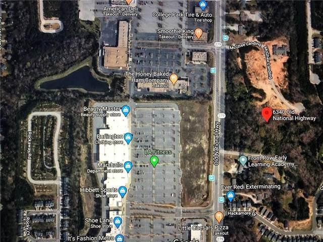 6340 Old National Highway, South Fulton, GA 30349 (MLS #6756216) :: North Atlanta Home Team