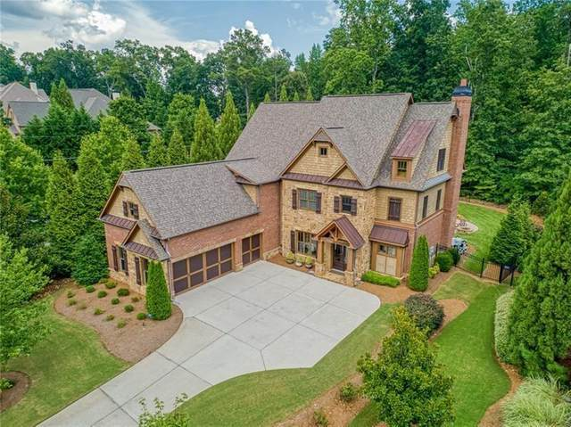 4050 Idlewilde Meadows Drive NE, Marietta, GA 30066 (MLS #6756441) :: North Atlanta Home Team